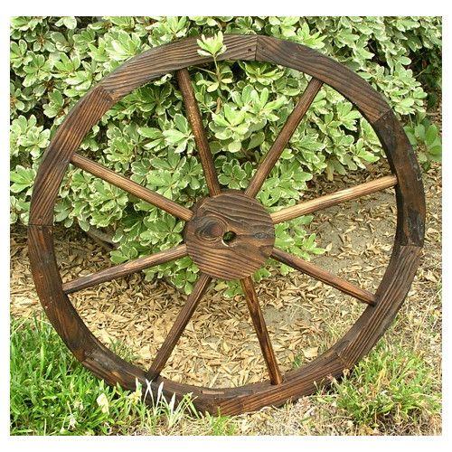 Shine Company Inc. Wagon Wheel Trellis Feeder