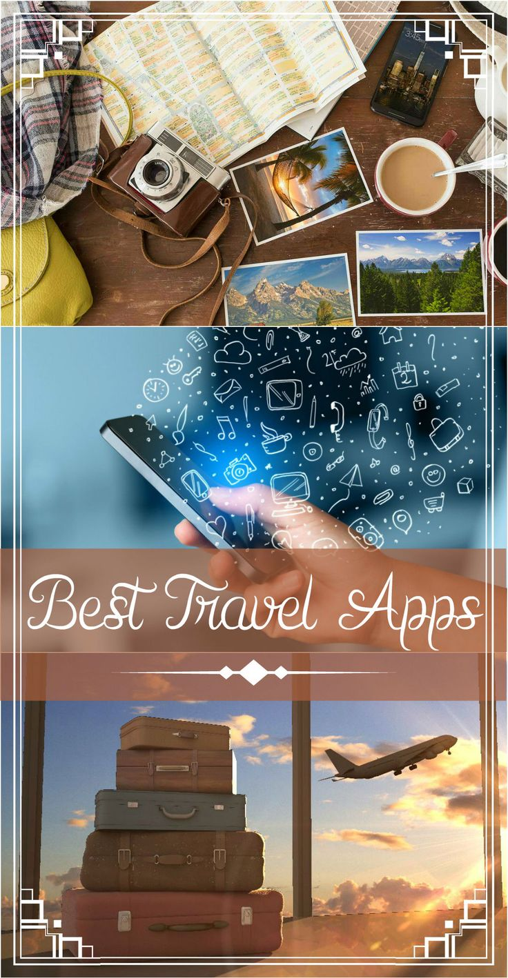 Ultimate guide to the best phone Apps to use while travelling. All you need to know!