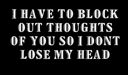 Blue October - been there, done that, lol
