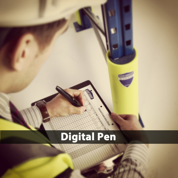 Digital Data Pen Technology makes the Inspection Process quicker & efficient thereby reducing downtime and disruption.http://bit.ly/10tf7Wj