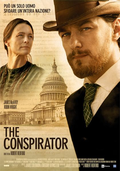 The Conspirator - Robert Redford - 2011