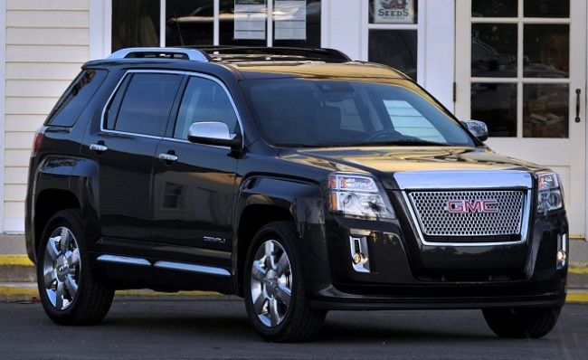 GMC SUV 2015 GMC Terrain Towing Capacity, Improvements, Trim Levels 3