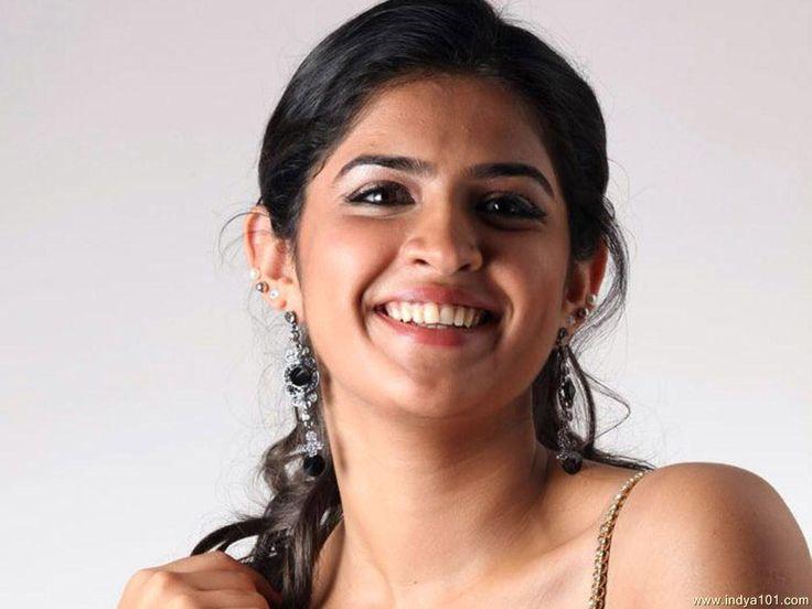 Deeksha Seth Smiling