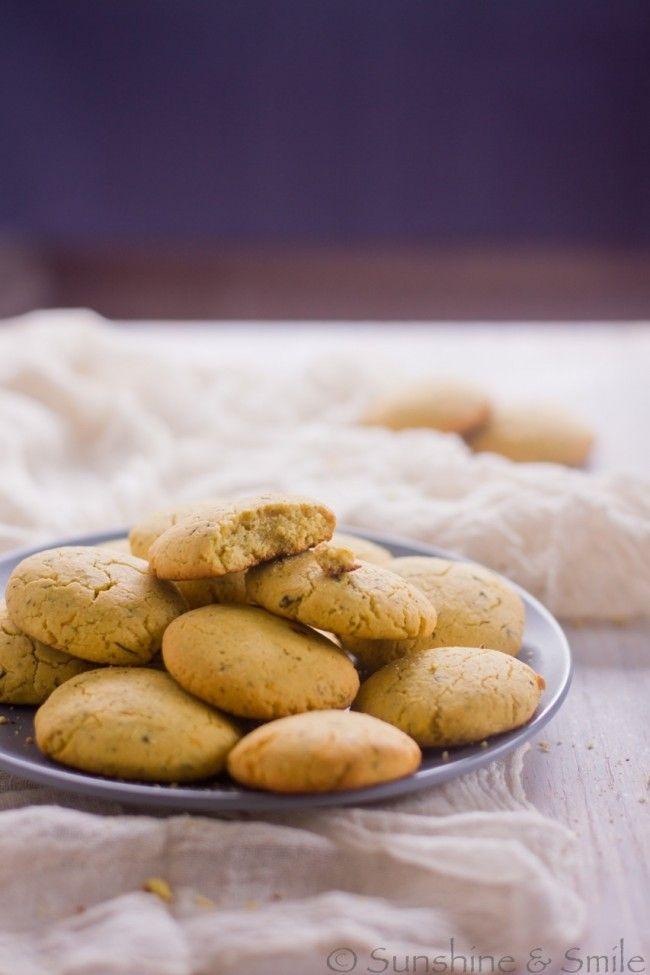 Citrus Saffron cookies: Saffron Cookies, Citrus Saffron, Cookies Parties, Food Glorious, Cookies Monsters, Cookies Crumb, Cookies Power, Butter Cookies, Cookies Caper