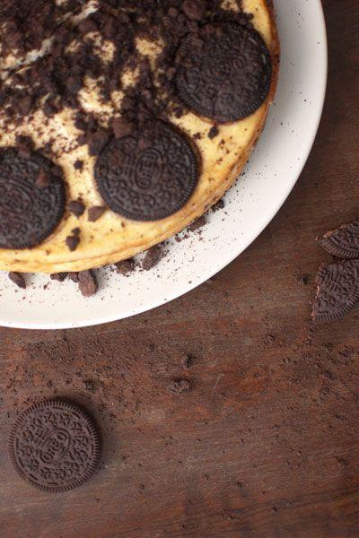 Rezept: veganen Oreo-Cheesecake backen