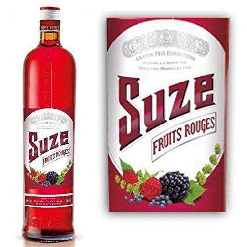 Apéritif à base de vin – Suze fruits rouges 1 Litre 15°: Pays d'origine : France Conditionnement : Bouteille taux d'alcool : 15% L'article…