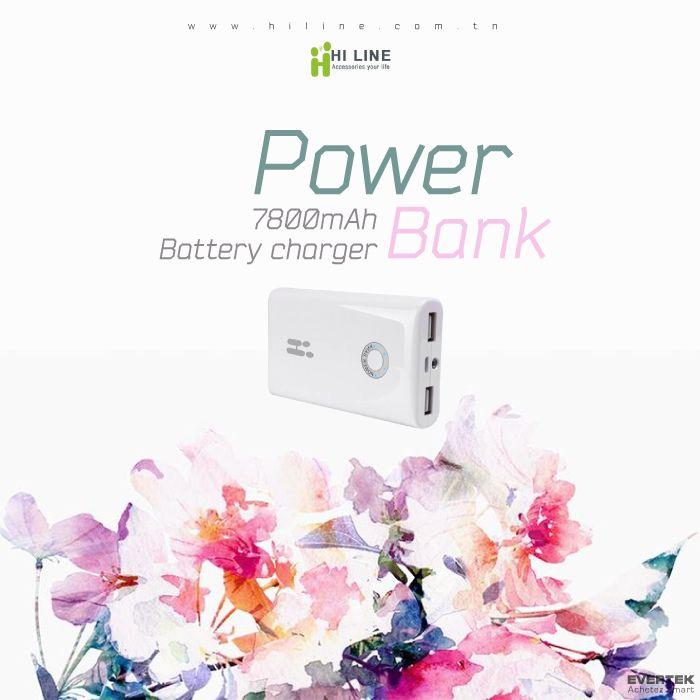 Power Bank Hiline