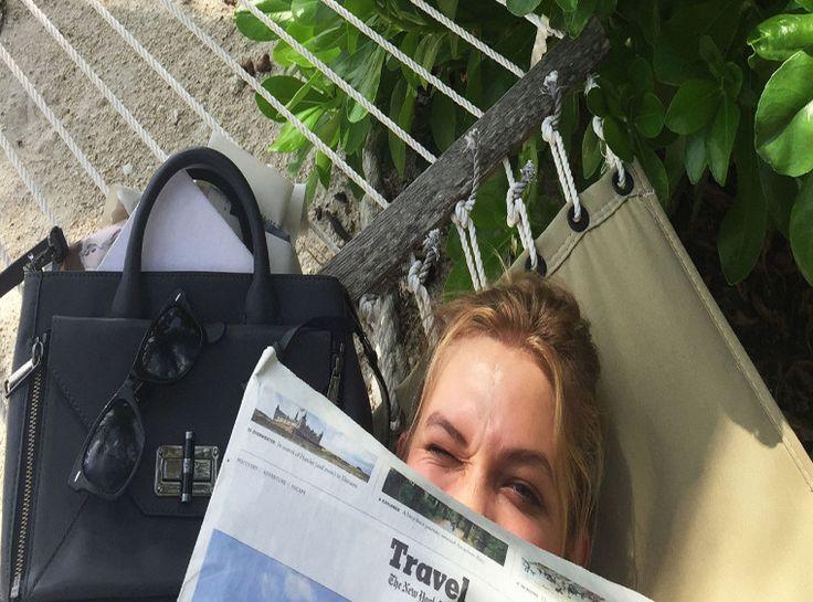 Ταξιδέψτε όπως η Karlie Kloss…