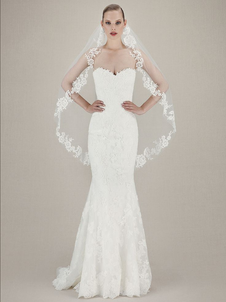 25+ best Veils images by Bride Brainstorm on Pinterest | Wedding ...