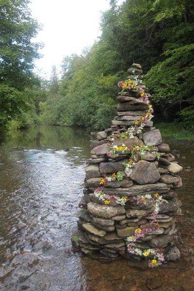 Pile di pietre - http://www.andandoadagio.com/pile-di-pietre/
