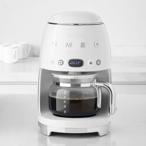 Smeg Drip Coffee Maker Drip Coffee Maker Coffee Maker Coffee Bean Grinder