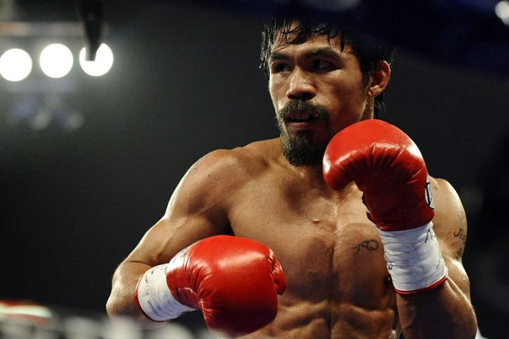 Manny Pacquiao to Join Jordan Brand?