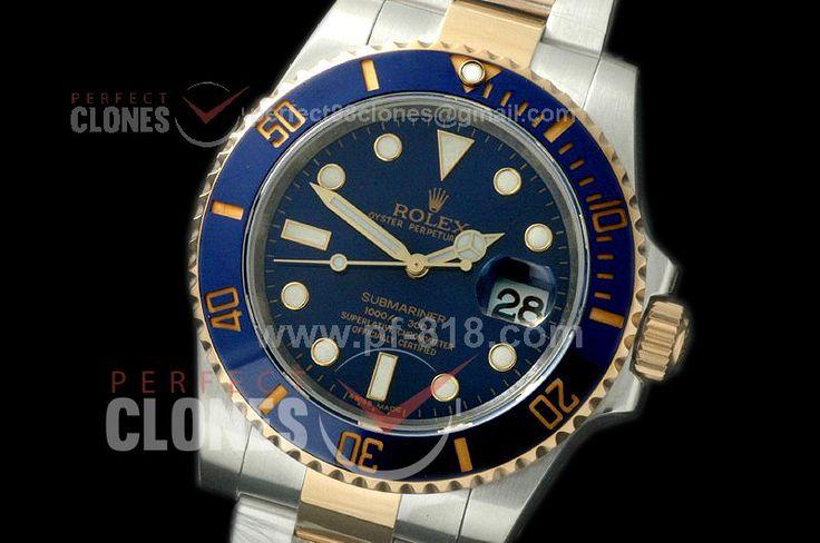 0 0 RLST00082 JF 116613 Blue TT Sub SA 3135. Buy now at http://www.pf-818.com/0-0-rlst00081-jf-116613-black-tt-sub-sa-3135.html
