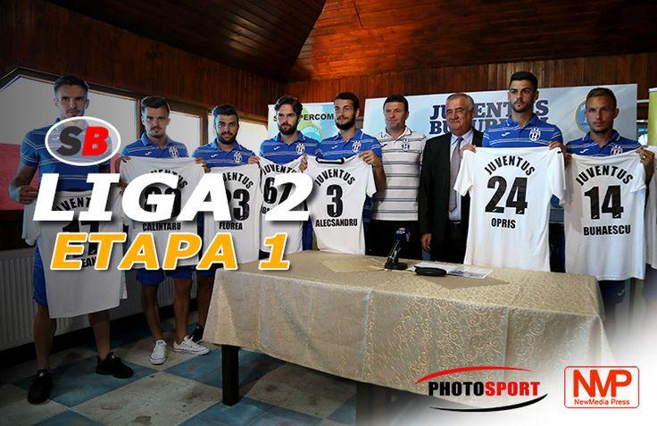 LIGA 2 Juventus şi-a prezentat achizițile și speră la un debut încununat de succes