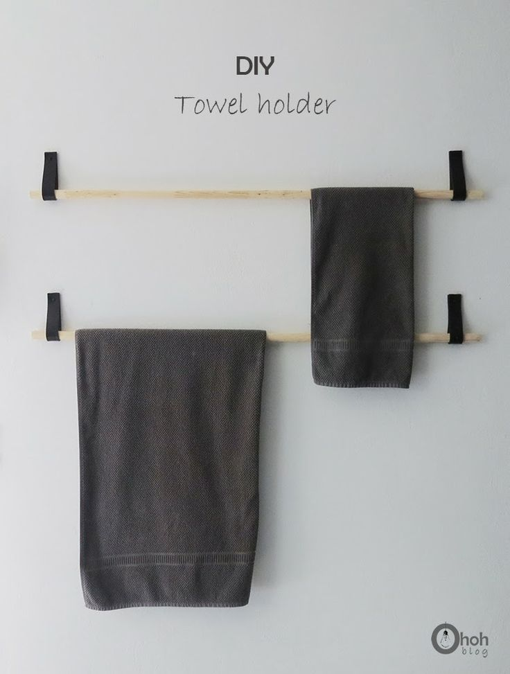Ohoh Blog - diy and crafts. of course, could also have this idea on my clothes hanging board!