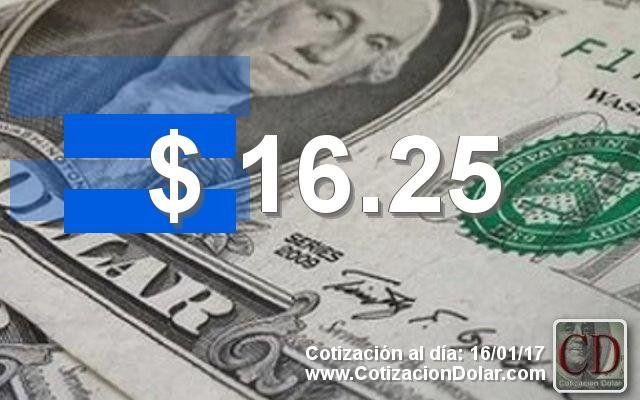 El dólar sin cambio al comienzo de la segunda quincena de enero