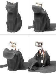 Afbeeldingsresultaat voor pyro cat candle