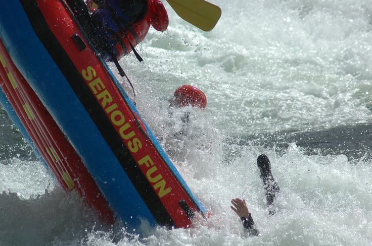 Extremly fun! We have extreme rafting for those of you who are wishing for some extra adrenaline.