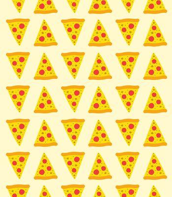 Arte PIZZA! de Mariana!! Disponível em poster e case de celular. Só na Touts!