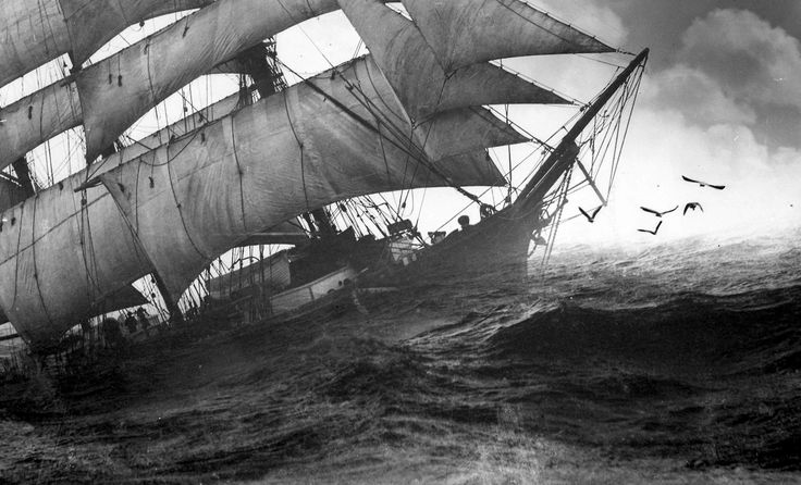 Stormy Seas | RevivalRepublic.com