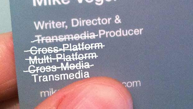 Hyphenate business card