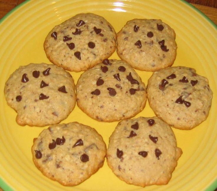 Cookies aux flocons d'avoine express