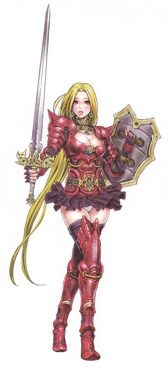 Pin En Female Holy Warriors