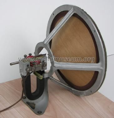 Lautsprecher Chassis Form B; Hegra, Hekra, Marke, (ID = 966044) Speaker-P
