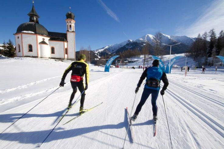 Crosscountry-Skiing - Seefeld in Tirol