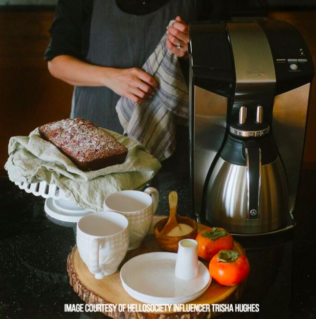 Braun coffee maker, Breville coffee maker and
