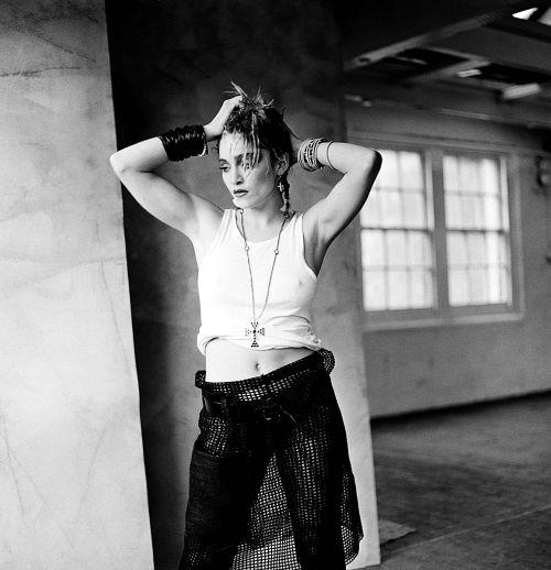 Madonna Photoshoot - 1984 (High Resolution)