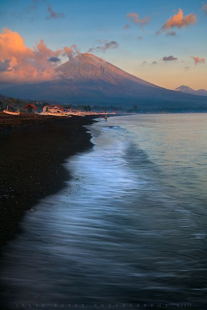 Mount Agung | Amed, Bali, Indonesia