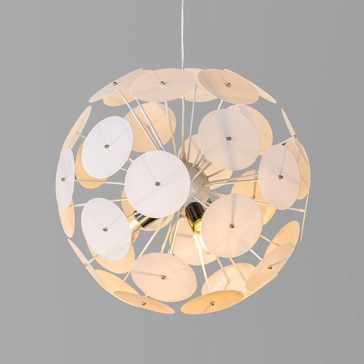 Lampa wisząca Miranda 50 biała (art. nr 90317)
