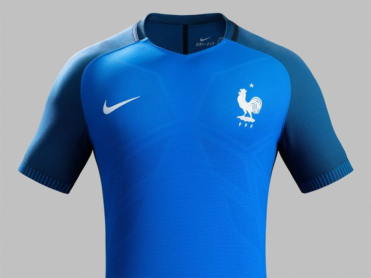 France Euro 2016 Kit Released - Footy Headlines