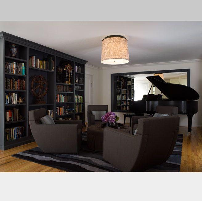 Jiun Ho: Lights Fixtures, Contemporary Modern, Living Spaces, Libraries Reading, Retro Living Rooms, Interiors Details, Contemporary Libraries, Modern Retro, Jiun Ho