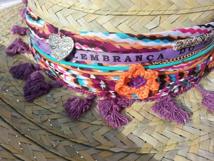 Ibiza hats hippie style Más