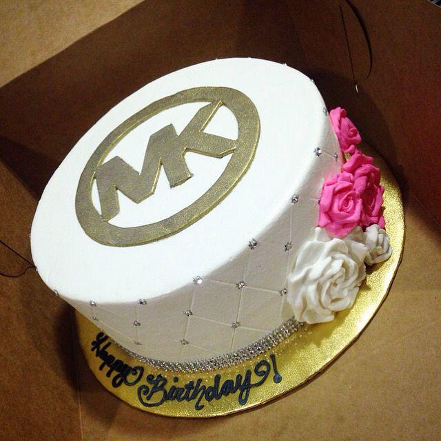 Michael Kors cake by Shandi Cakes