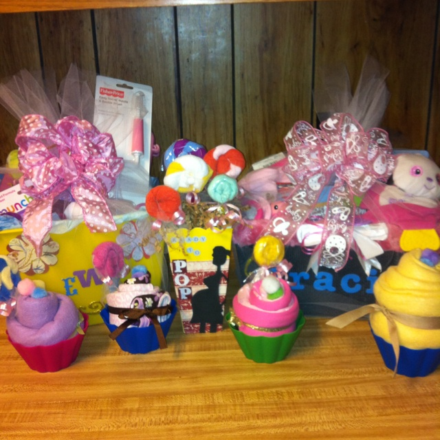 Cheap Baby Shower Crafts