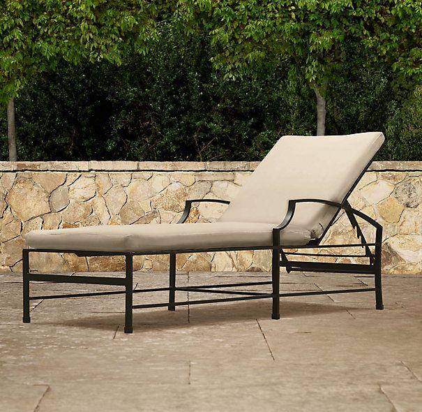 Carmel Chaise Cushions Chaise Cushions S320 Sunbrella