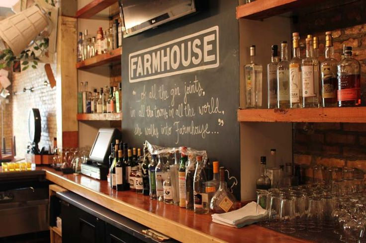 Farmhouse Chicago - Chef: Eric Mansavage Serving: Wagon Wheel Mac and Cheese, Harvest Vegetable Herb Crust