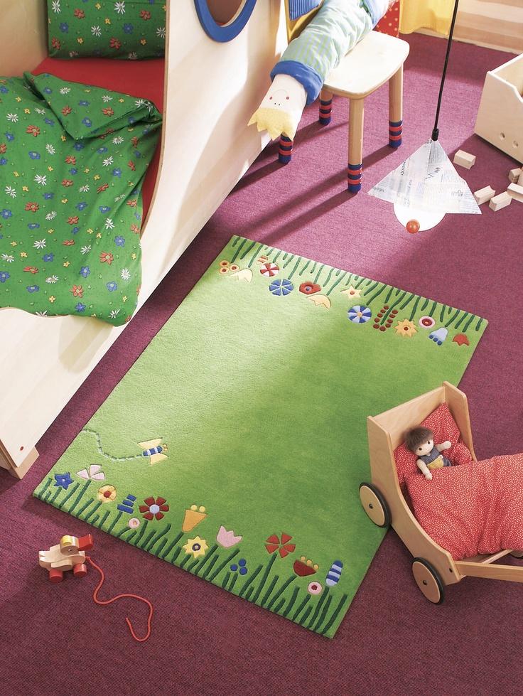 Kinderteppich blumenwiese  Die besten 25+ Teppich schmetterling Ideen auf Pinterest ...