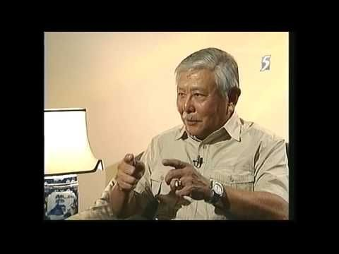 A Tribute to Dr Goh Keng Swee Pt6/6 [Ch5 English] - YouTube