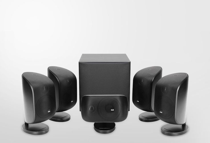 Actors, dialogue, storyline – it's when all the parts of a film merge effortlessly together that you know you're in for a great cinematic experience. The same goes for our Mini Theatre series. Satellites and subwoofers integrate so seamlessly that each individual speaker seems to vanish, leaving you with the most immersive sound possible. @BowersWilkins