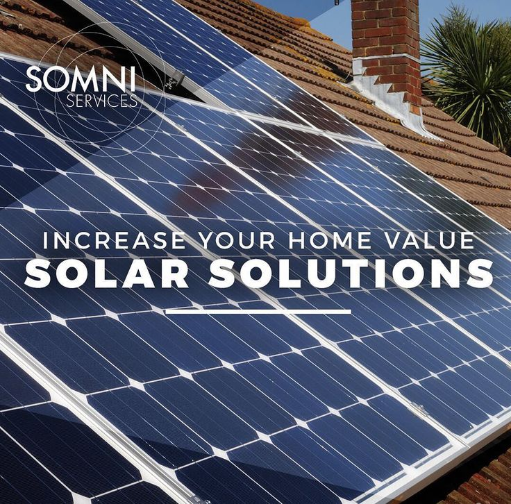 We offer a variety of solutions to make your home set up a breeze! That includes increasing it's value with solar installation.