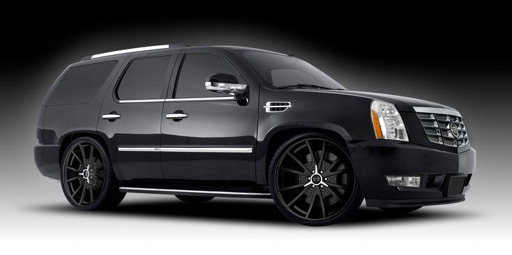 Cadillac Custom Wheels Cadillac Escalade Wheels Wheels and Tires Cadillac CTS Wheels and Tires 18 19 20 22 24 inch