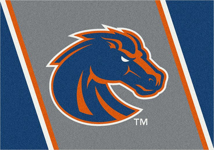 Boise State Rug University Team Spirit