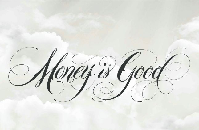 Money is Good - Gold Award for 'Courageous Client'