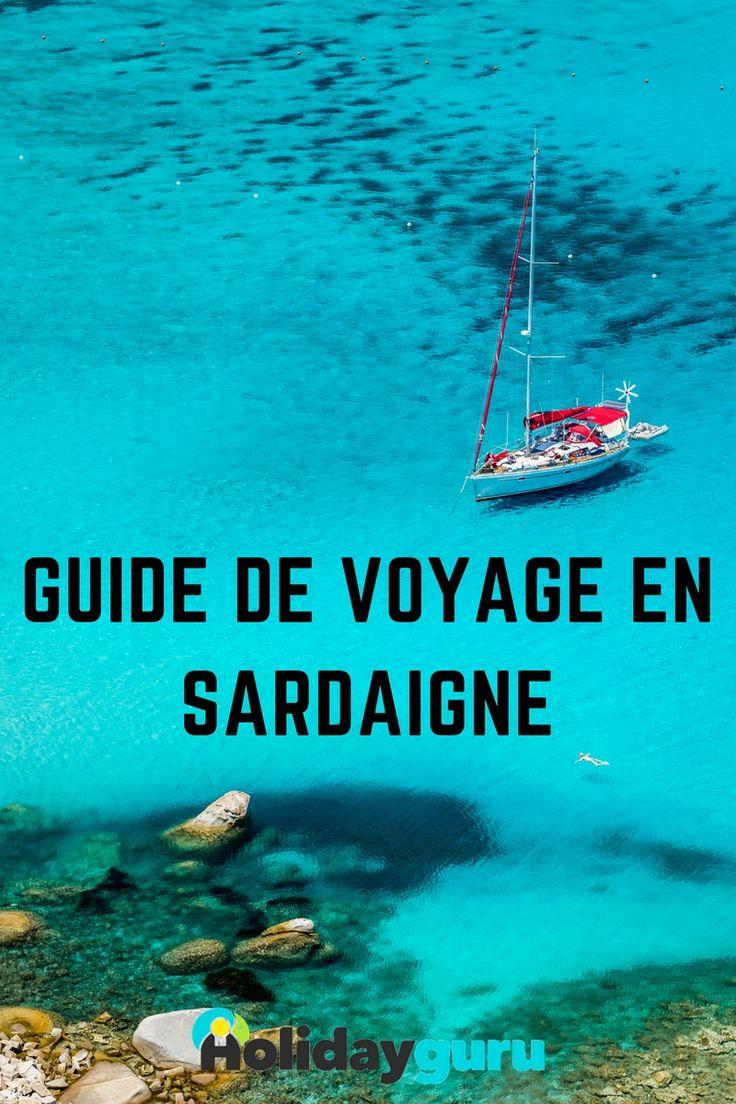 Guide de voyage en Sardaigne : que voir et que faire sur la magnifique île italienne ?