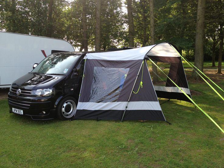 Outdoor revolution tech canopy Vw T5.