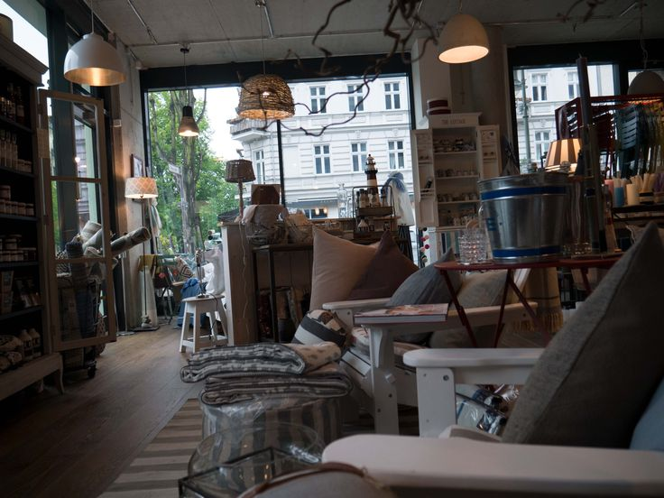 Einzelhandel Geschäft für Lifestyle und Interior Dekoration in Berlin: Verkaufsraum